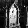 A Gothic-cemetery