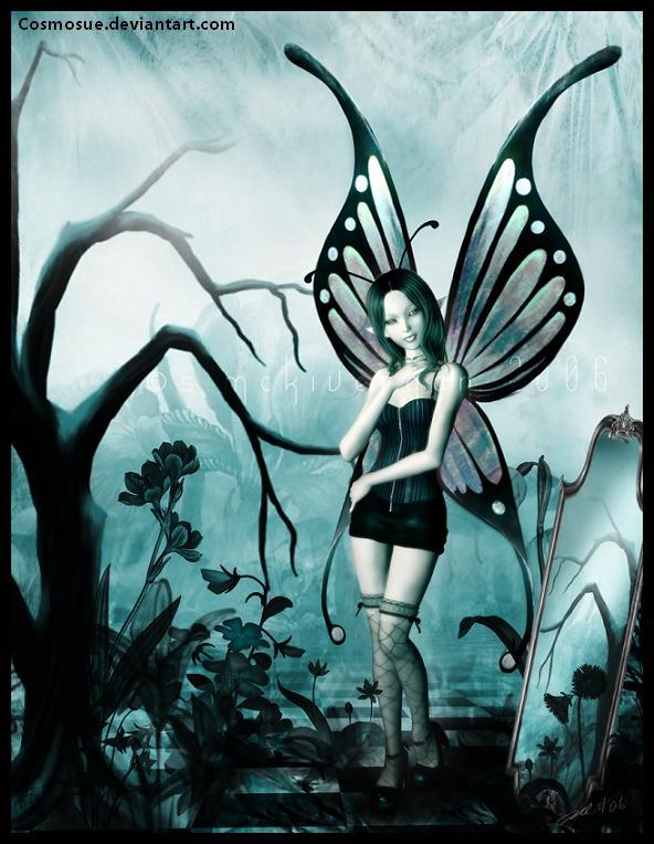 A Gothic-fairy