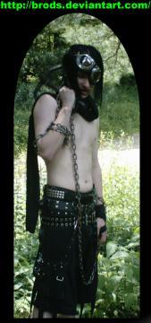 Gothic-shorts