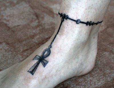 Gothic Cross Tattoos Symbol