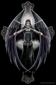 dark gothic art