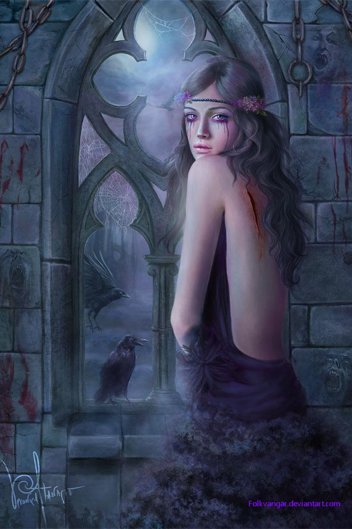 Gothic artwork