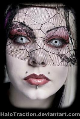 freaky eye contacts