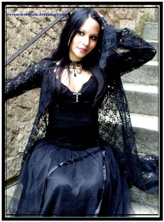 A Gothic-girl